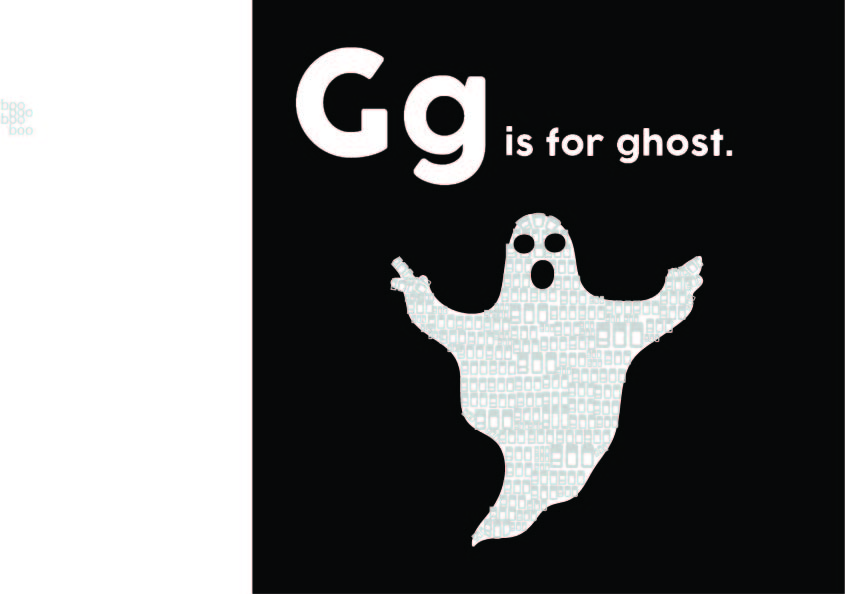 g is for ghost