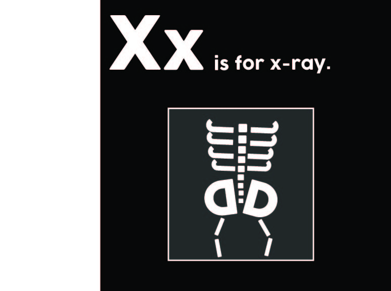 x is for xray
